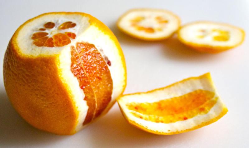 Vỏ cam có lợi ích gì cho cuộc sống