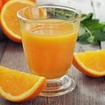 Nước cam bổ sung rất nhiều dưỡng chất cho cơ thể