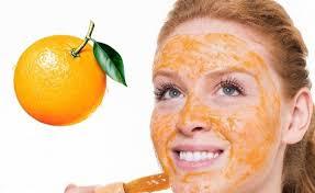 nước cam với trứng gà kết hợp lại thì được mặt nạ tuyệt vời nha